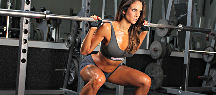 basic exercises in the gym for beginners