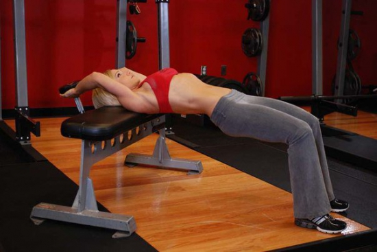 exercises for pectoral muscles for women
