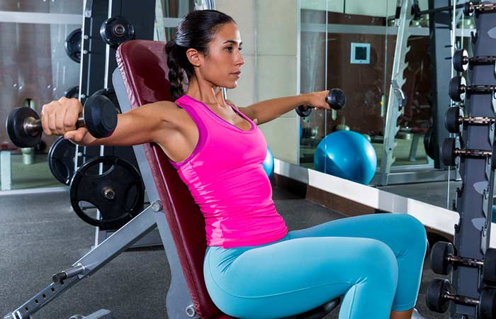 lifting the pectoral muscles for women