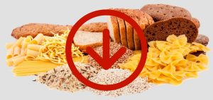 Cut your carbs in the diet