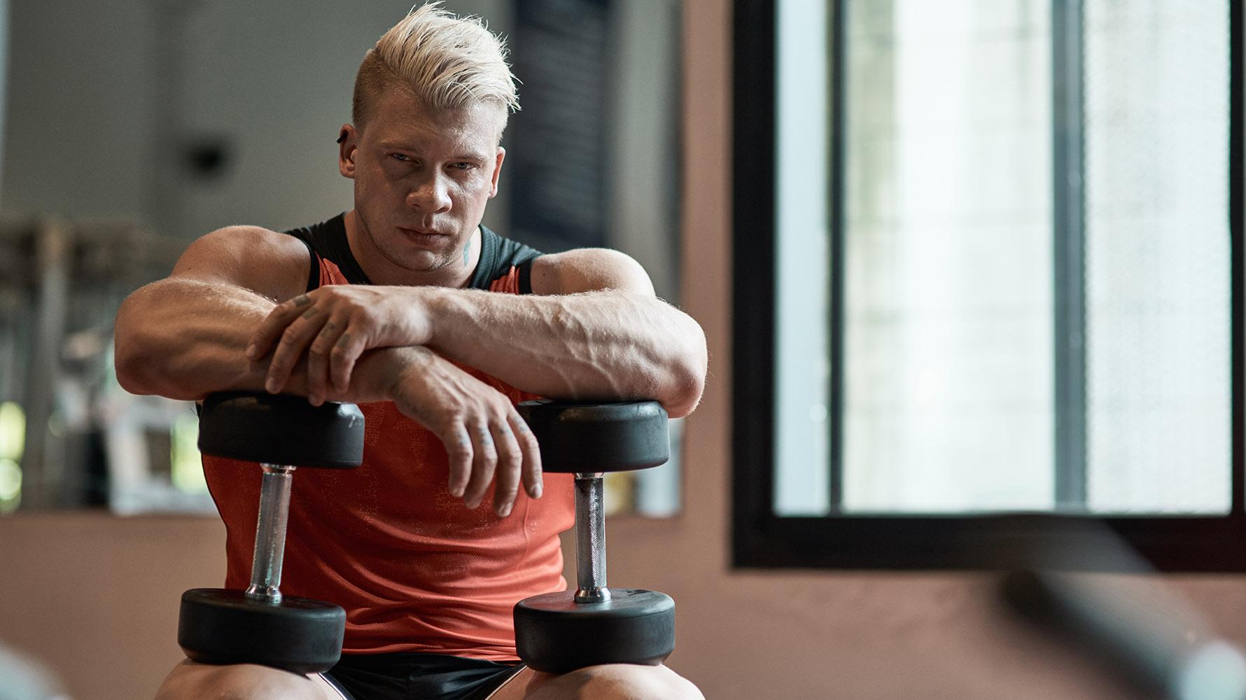 get wider biceps